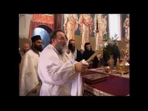 Sfintirea Manastirii Buna Vestire din satul Tisa-Silvestri