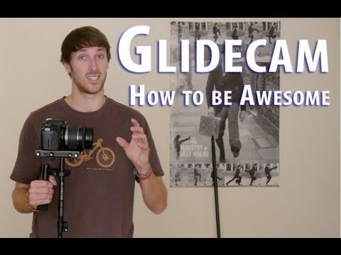 Glidecam: How to balance and operate the HD1000 with DSLR
