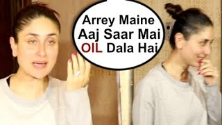 Kareena Kapoor's FUNNY Reply To The Reporter Asking Her For A Photo