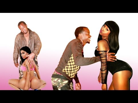 nicki minaj anaconda official video reaction