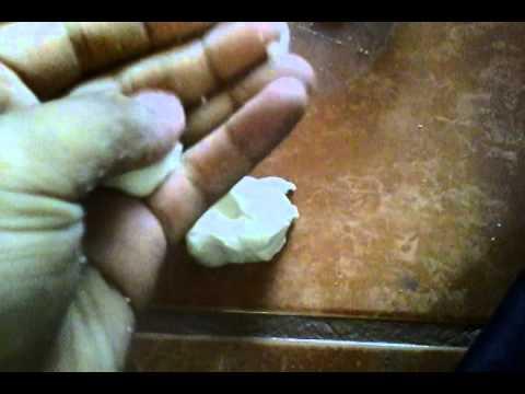 Como hacer masa para plastilina casera cap:#3