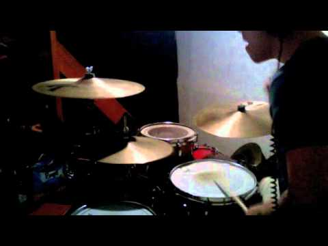Iron Maiden - The Loneliness of The Long Distance Runner Drumcover