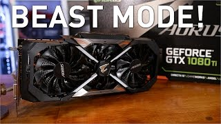Gigabyte Aorus GTX 1080 Ti: Taking On 4K Gaming with Ease!