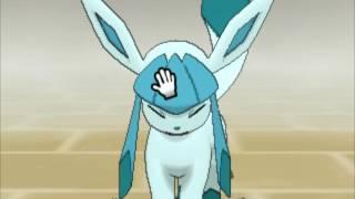 Pokemon Refresh: Glaceon