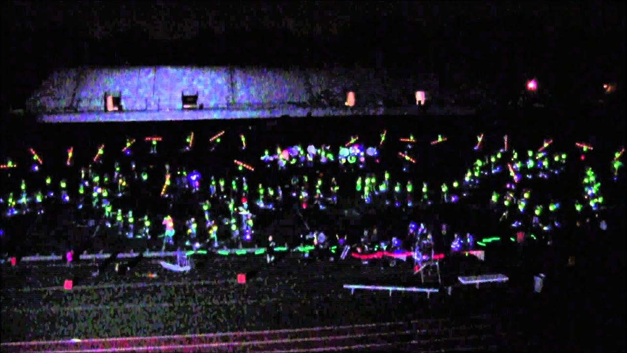 kerstmis licht show wizards - photo #14
