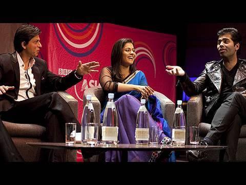 In Conversation with Shah Rukh Khan, Kajol and Karan Johar