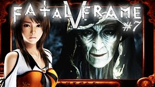 SCARY ENCOUNTER! ~ Fatal Frame 5 Maiden of Black Water (7) SEVENTH DROP