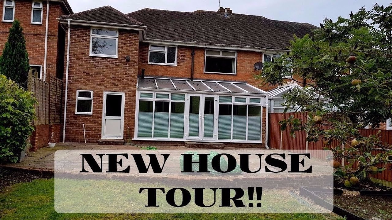 NEW LARGE HOUSE TOUR | FAMILY OF 8