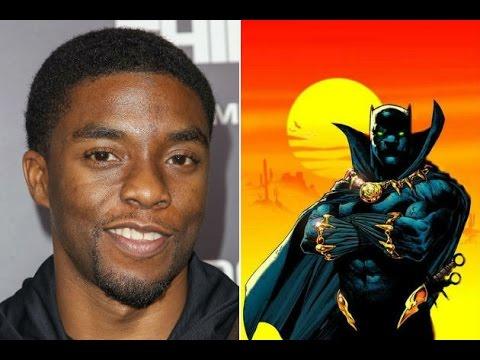 Black Panther Actor Black Panther Cast
