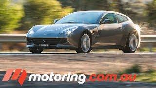 2017 Ferrari GTC4 Lusso Review | motoring.com.au