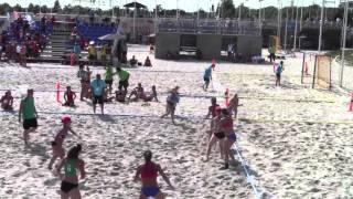 Giorno #6 - EURO 2013 Beach Handball: Italia - Ucraina 0-2