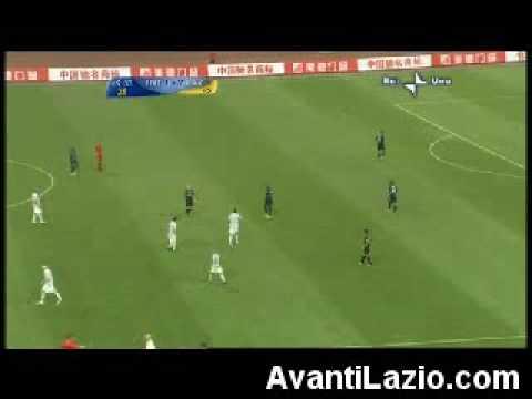 Lazio-Inter 2-1: commento Guido de Angelis  Supercoppa Italiana Pechino 8/08/09
