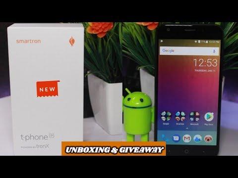 Smartron t-Phone P Unboxing - Xiaomi Redmi 4 Killer???