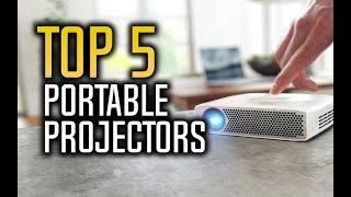Best Portable Projectors in 2017!