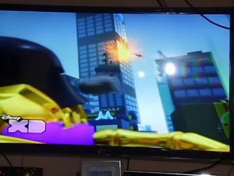 Ninjago Rebooted ep. 34 El Ninja de Titanio parte 1