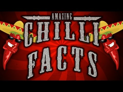 8 Great Chilli Facts | Food Facts about Chilli Peppers You Didn't Know