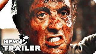 RAMBO 5: LAST BLOOD Trailer (2019) Sylvester Stallone Action Movie