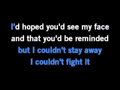Adele   Someone Like You Karaoke Youtube Original video