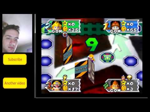 Mario Party 3 on HARDEST difficulty! - Rage Wednesday Part 3