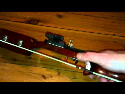 Pvc and Wood bow making tutorial