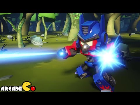 Angry Birds Transformers: All Characters Max Level Gameplay Part 38 video
