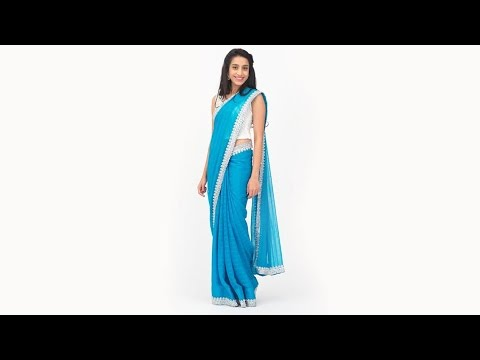 How To Wear A Saree Perfectly | 3 Tricks video