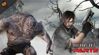 RESIDENT EVIL 4 [HD]  - First Live Full Playthrough Part 2 | theReal_McCoy Edition