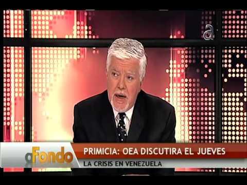 Crisis en Venezuela:declaraciones de Alvaro Uribe acerca de Venezuela