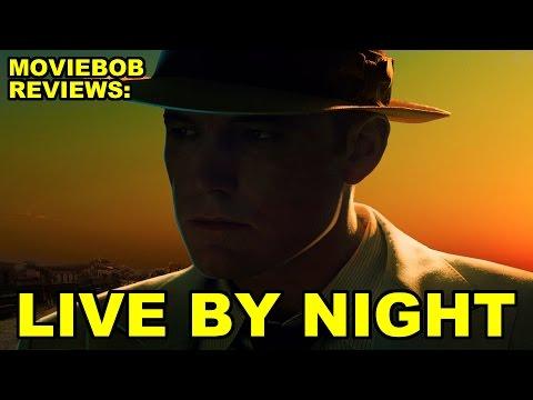 MovieBob Reviews: Live By Night