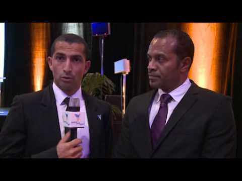 Interview Sabri Lamouchi - Forum 2010