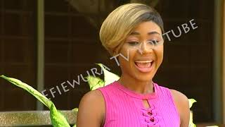 Efiewura TV Series:  When Judge Koboo Got Scared by a Lady