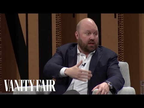 Bob Iger and Marc Andreessen Bridge Hollywood and Silicon Valley - FULL CONVERSATION