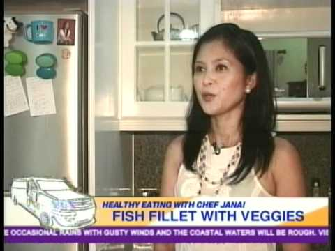 ARANGKADA GMA ILOILO (HEALTHY EATING: FISH FILLET WITH VEGGIES).wmv