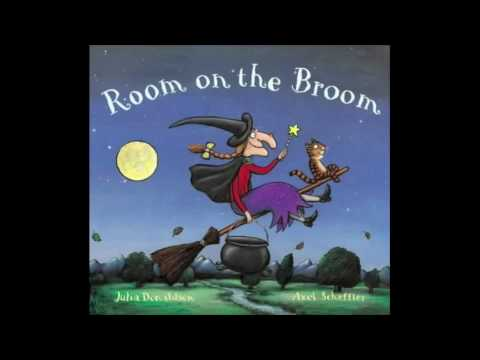 Youtube Audio Book Room On The Broom
