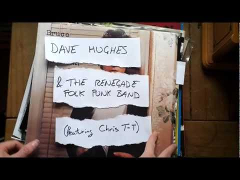 As You Are - Dave Hughes & The Renegade Folk Punk Band (featuring Chris T-T)