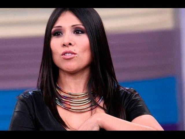 Tula Rodríguez a Janet Barboza: