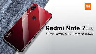 Redmi Note 7 Pro - Finally Launch Date in India   Official Teaser, Price, Specs