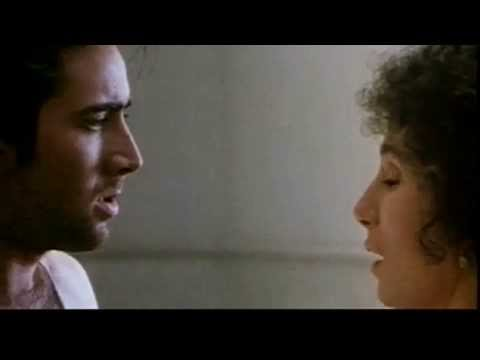 Moonstruck (official trailer) Cher