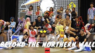 """""""Beyond the Northern Wall"""" at Anime Expo 2015 (The Corps Dance Crew)"""