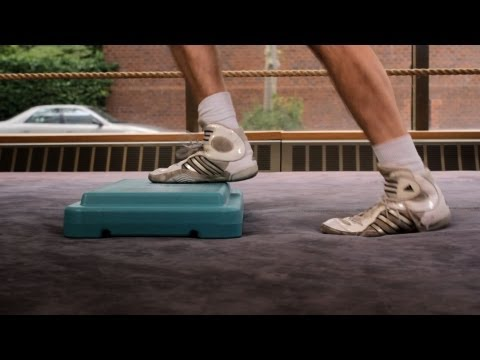 How to Use a Step Box in Footwork Training | Boxing Lessons for Beginners Image 1