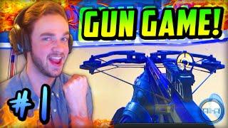 """THE HYPE IS REAL!"" - Advanced Warfare GUN GAME #1! - LIVE w/ Ali-A!"