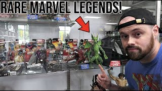 TOY HUNTING - RARE MARVEL LEGENDS FOUND! FUNKO POP HUNTING FOR TARGET AD ICONS! NEW HOT TOY!