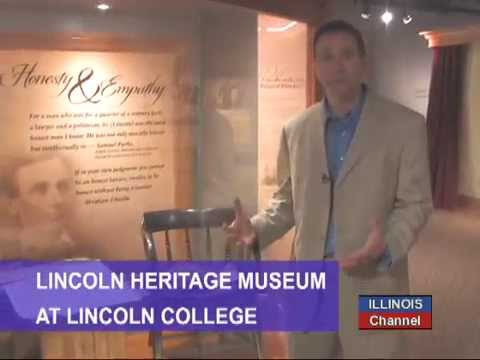 A New Home for Lincoln College's Lincoln Collection