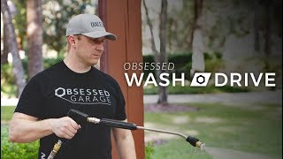 Wash & Drive: New Series Introduction