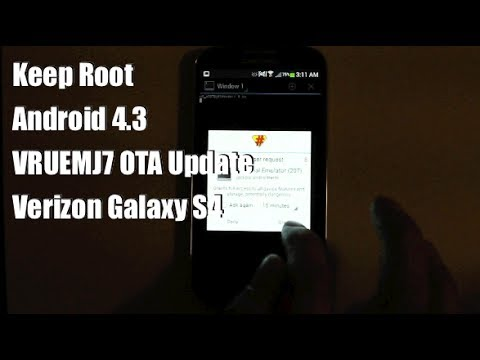 How To Root Galaxy S4 Verizon Sch I545 On Android 422