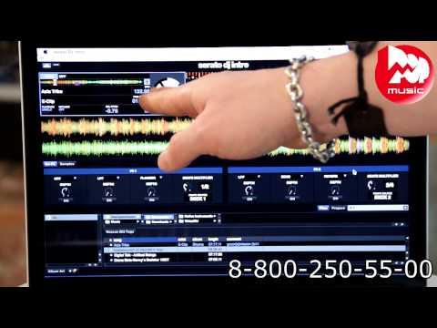 DJ-контроллер NUMARK MIXTRACK PRO