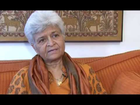 Kamla Bhasin - India's leading feminist activist talks about campaigning