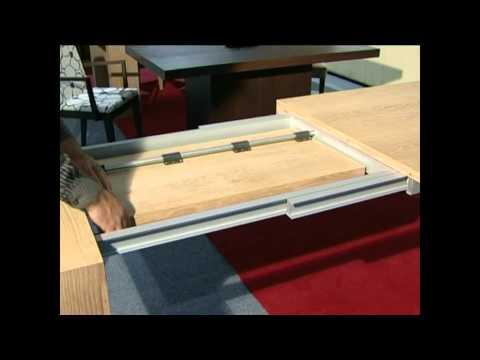 Mesas de comedor extensibles madera