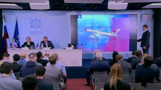 (Arabic FULL VERSION) Almaz-Antey unveils new evidence regarding MH17's downing