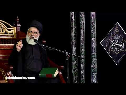 Tabarra na Krnay wala Shia Nhi hosakta, Munafiq Hai || Ustad e Mohtaram Syed Jawad Naqvi